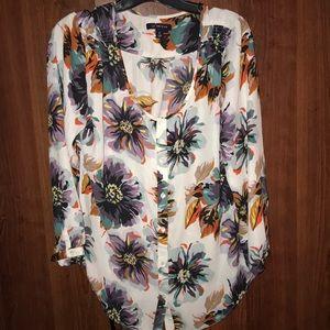 Land's End blouse
